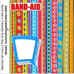bandaid Molde Colorido Kit Toilet