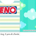 envelope eno kit toilet verde e azul